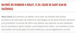 © Festival des Cordes Sensibles