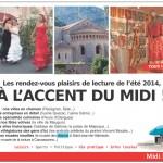 © Midi Libre - édition du 11 août 2014