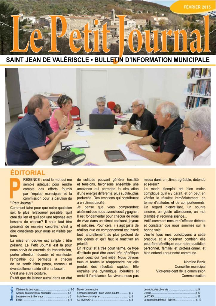 © Service Communication - Mairie de Saint Jean de Valériscle