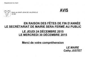 © Mairie