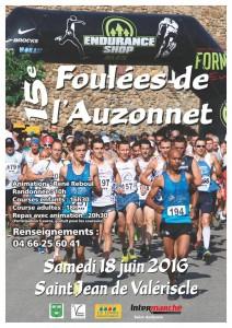 © Foulées de l'Auzonnet