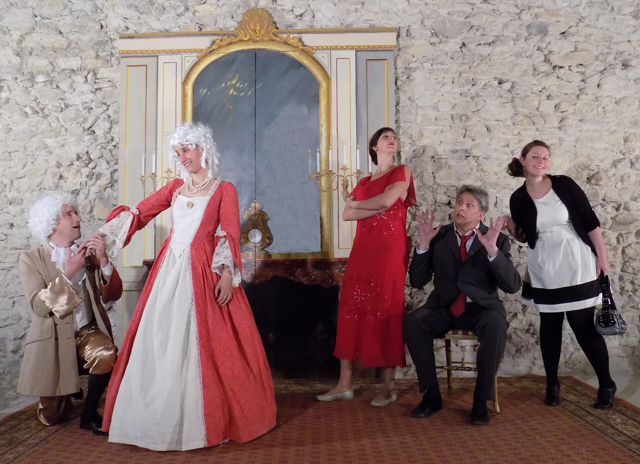 """L'école """"Chant dans les vignes"""" propose un opéra-bouffe qui pétille de mille feux"""