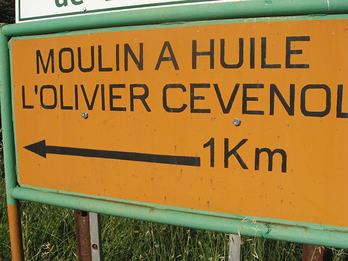 L'olivier cévenol : un moulin fréquenté par de nombreux oléiculteur des basses Cévennes