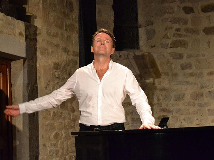 """Ulrich Meesthaler a orchestré magnifiquement le 13e festival des """"Cordes sensibles"""""""