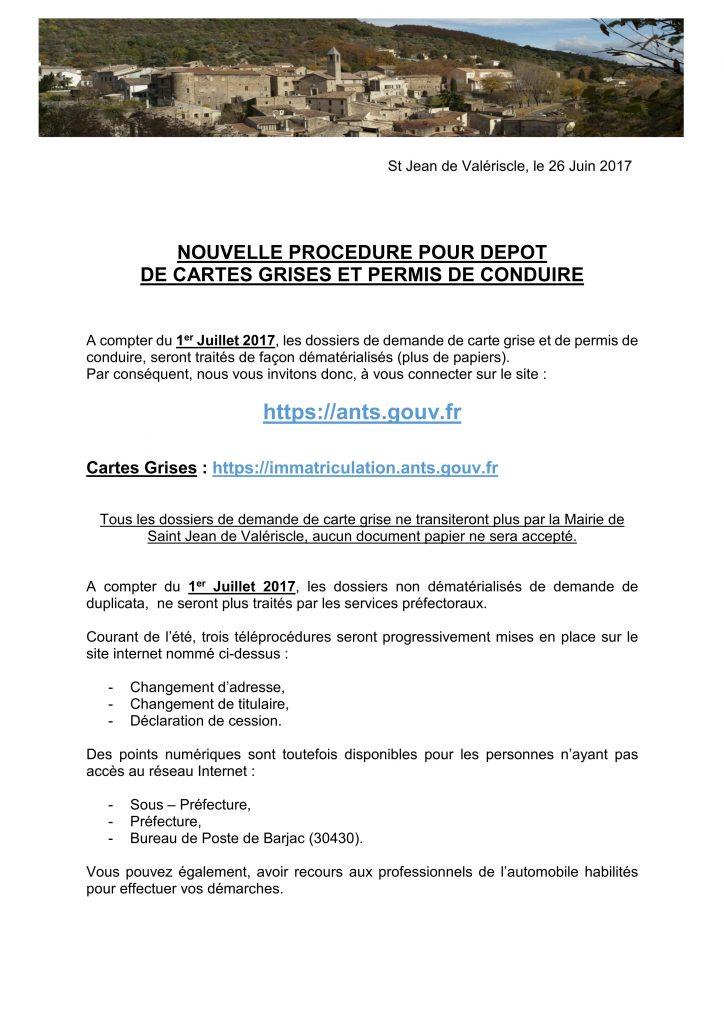 DEMATERIALISATION DES CARTES GRISES ET PERMIS DE CONDUIRE_01