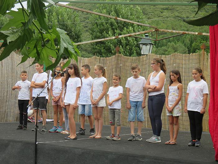Chants et danses se sont succédés