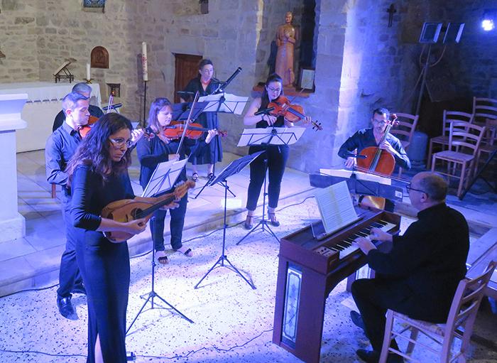 l'Orchestre Alès Symphonia pour un voyage ...