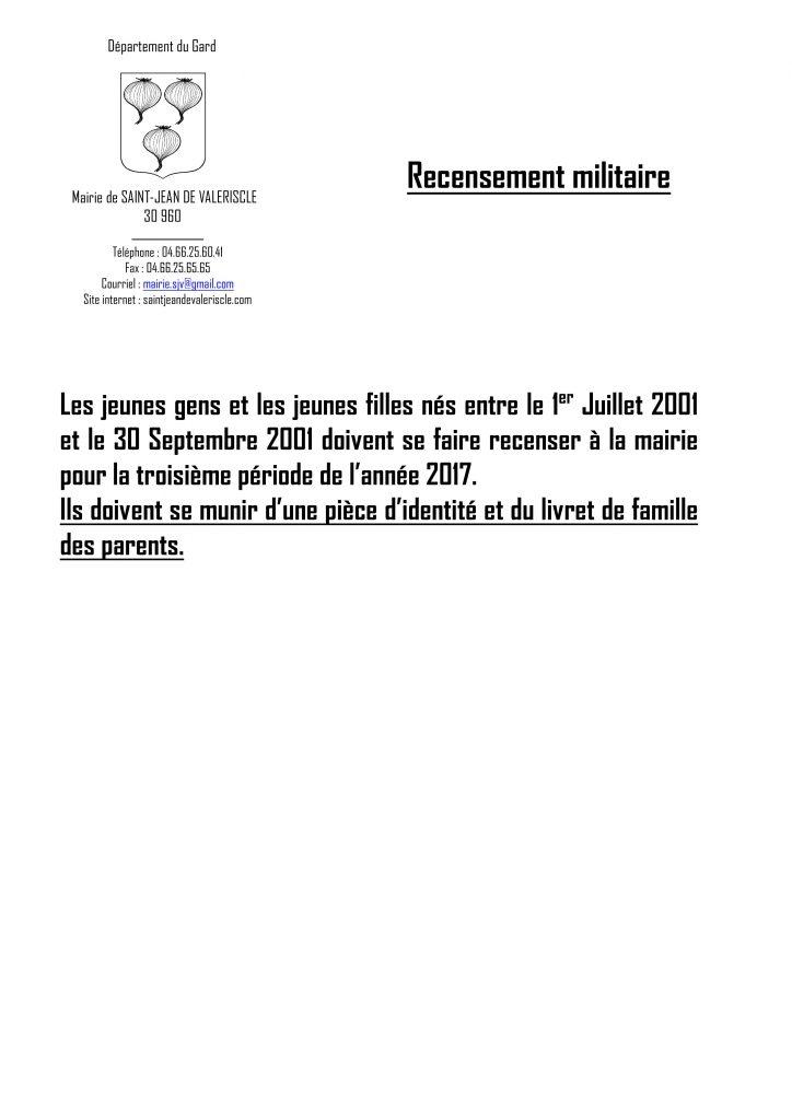 Recensement militaire 3eme trimestre 2017_01