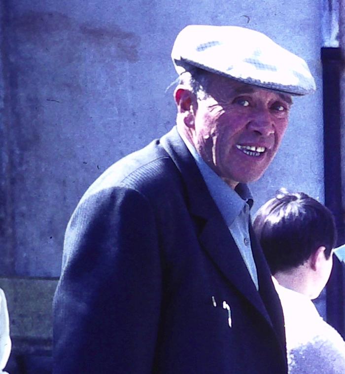 Auguste Castan, correspondant Midi Libre dans les années 60