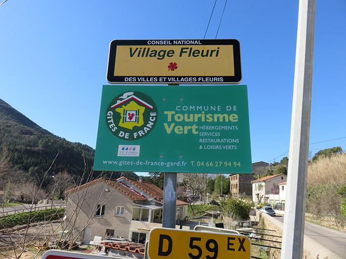 Saint Jean, village fleuri pour un tourisme vert