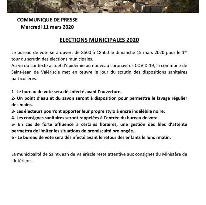 Election municipale
