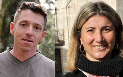 Nouvelles têtes : Ophélie au secrétariat de mairie-Thierry aux services techniques