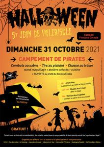 Saint Jean fête Halloween le dimanche 31 octobre
